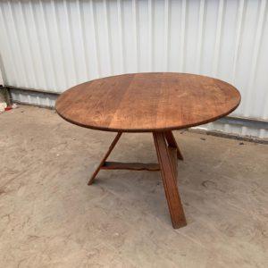 tafel rond antiek