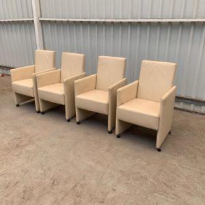 stoelen leer