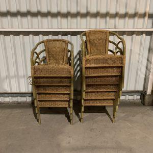 terrasstoelen stapelbaar